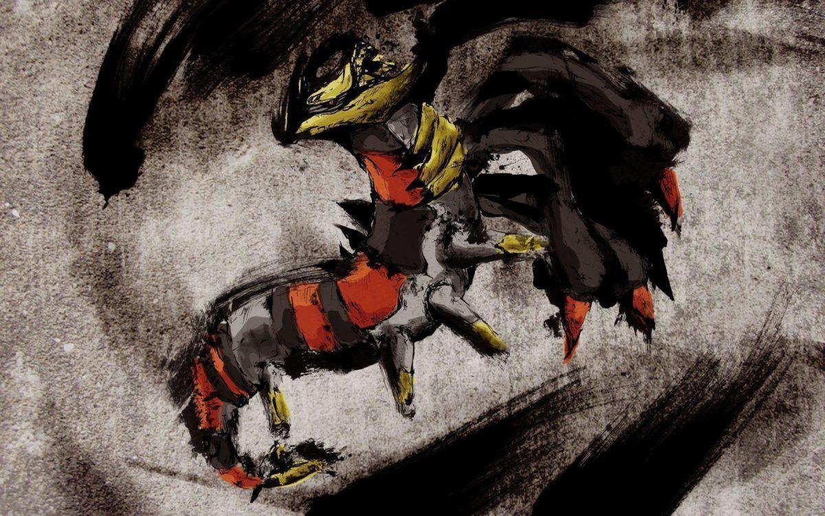 Pokemon Giratina Wallpaper – Viewing Gallery