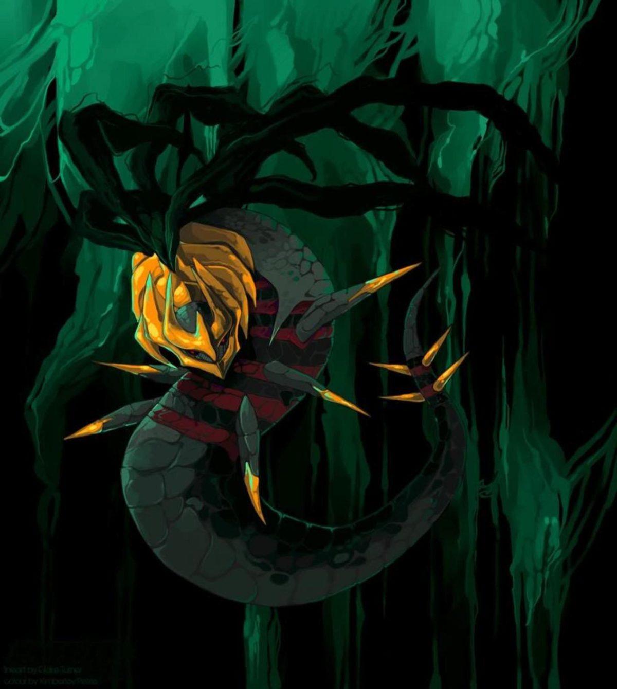 Giratina – Pokémon – Zerochan Anime Image Board