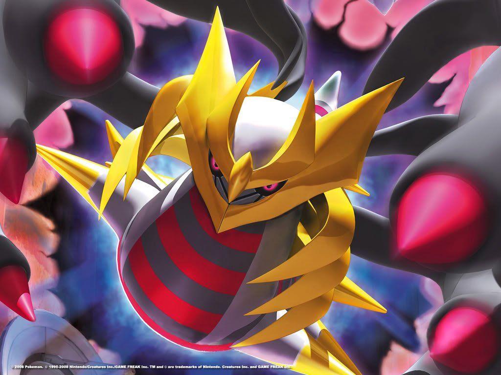 Giratina Wallpaper | Giratina: Renegade Pokemon | Pinterest | Pokémon