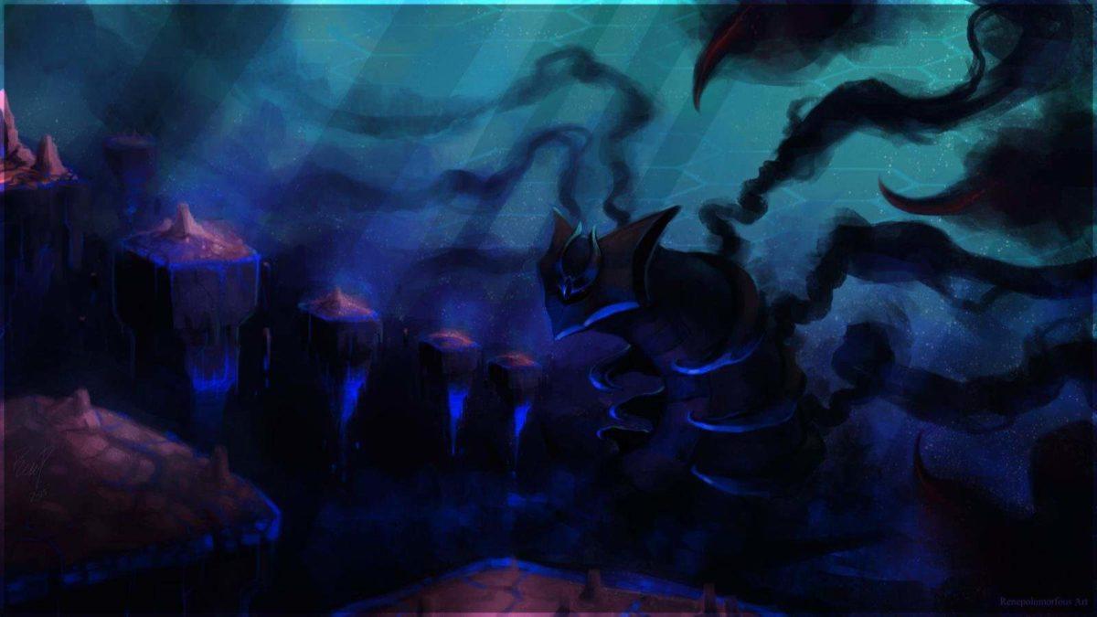 Giratina (Pokemon) wallpapers HD for desktop backgrounds