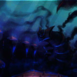 download Giratina (Pokemon) wallpapers HD for desktop backgrounds
