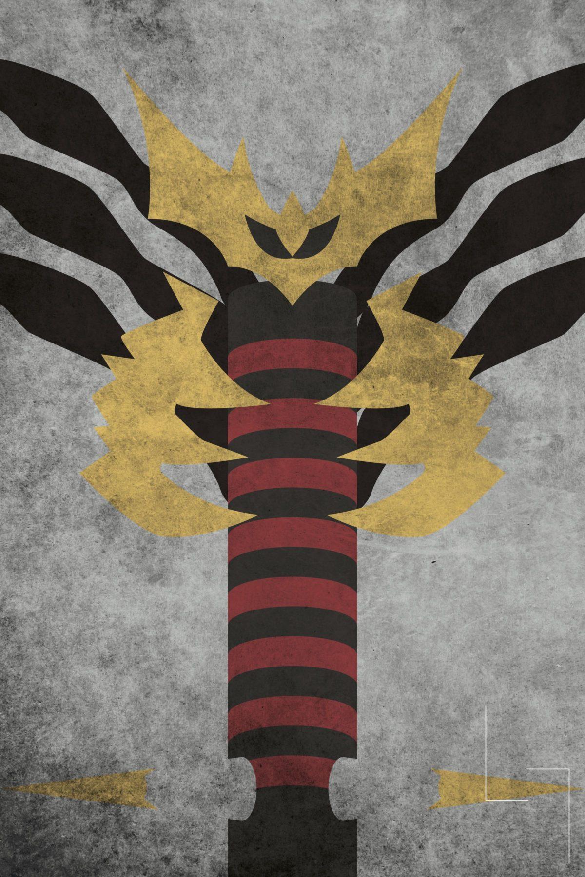Giratina Origin Forme | Pokémon | Pinterest | Pokémon, Anime and Dbz