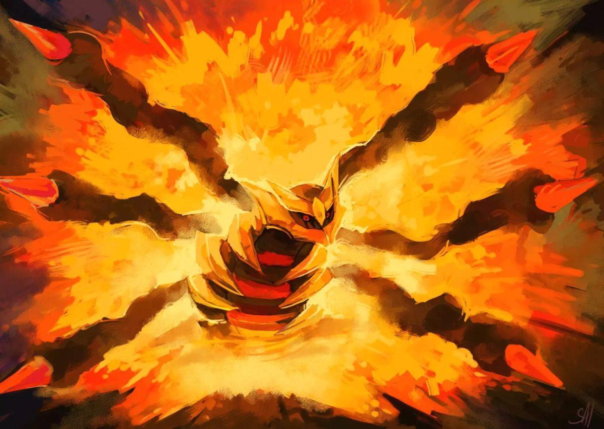 Giratina The Renegade Pokémon | pokemon | Pinterest | Manga games …