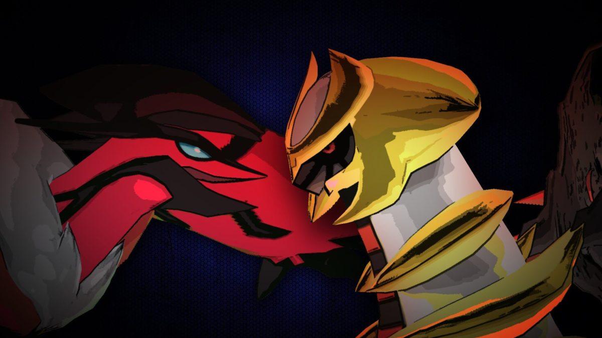 Giratina vs Yveltal. Mega Pokemon Rap Battles [SCRAPPED SERIES …