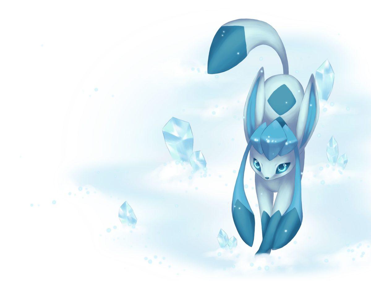 Glaceon – Pokémon – Wallpaper #327277 – Zerochan Anime Image Board