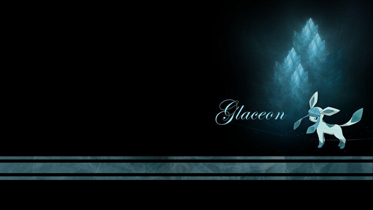 Glaceon Ice Crytals Wallpaper by Wild-Espy on DeviantArt