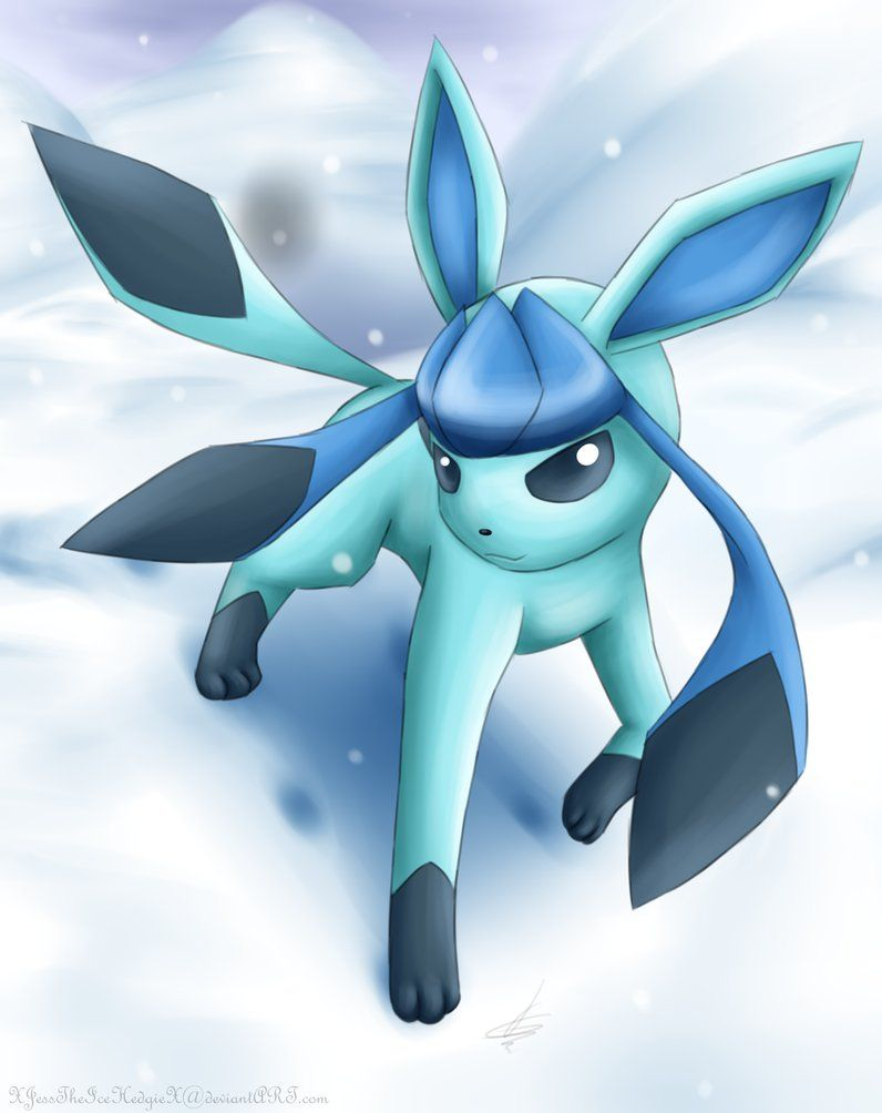 IvoryGirl images cool lookin glaceon HD wallpaper and background …