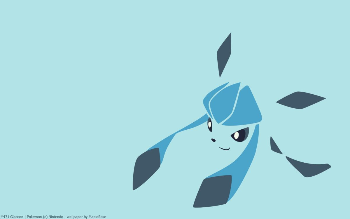 Glaceon Pokemon HD Wallpapers – Free HD wallpapers, Iphone …