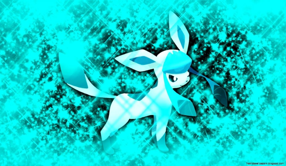 Glaceon Wallpaper | Free Hd Wallpapers