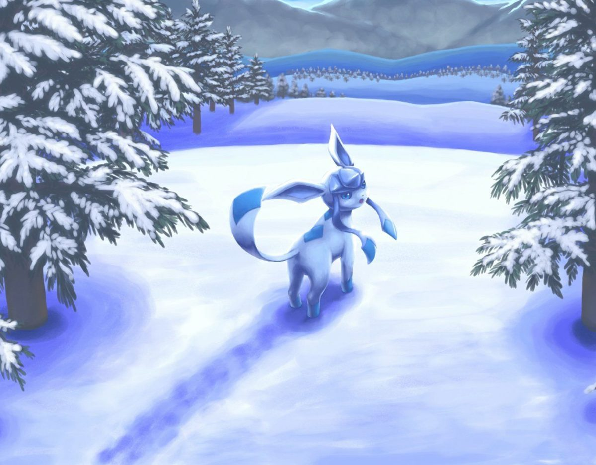 Glaceon Wallpaper and Background | 1366×1067 | ID:648605