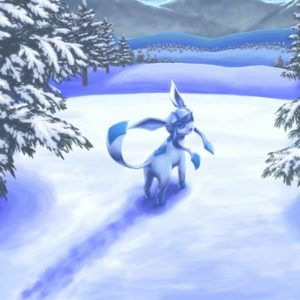 download Glaceon Wallpaper and Background | 1366×1067 | ID:648605