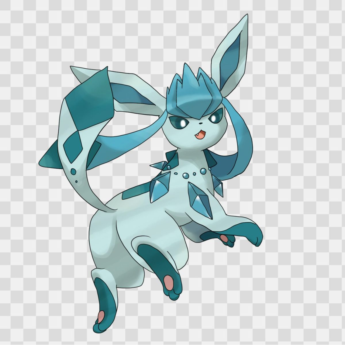Glaceon Backgrounds → Cartoons Gallery