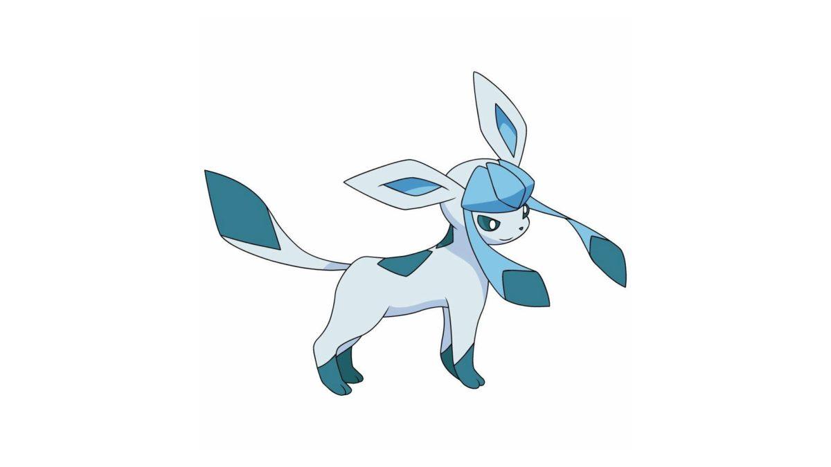 Pokemon Glaceon – WallDevil