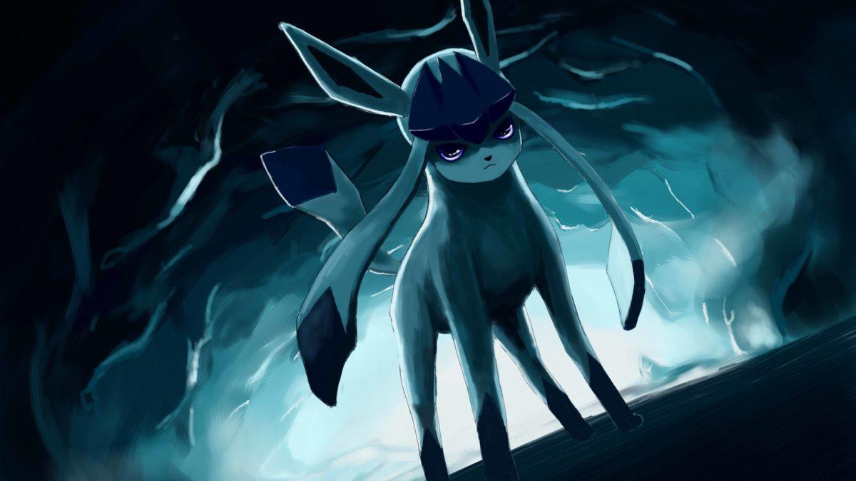 2560×1440 pokemon, glaceon desktop wallpaper 39297