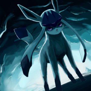 download 2560×1440 pokemon, glaceon desktop wallpaper 39297
