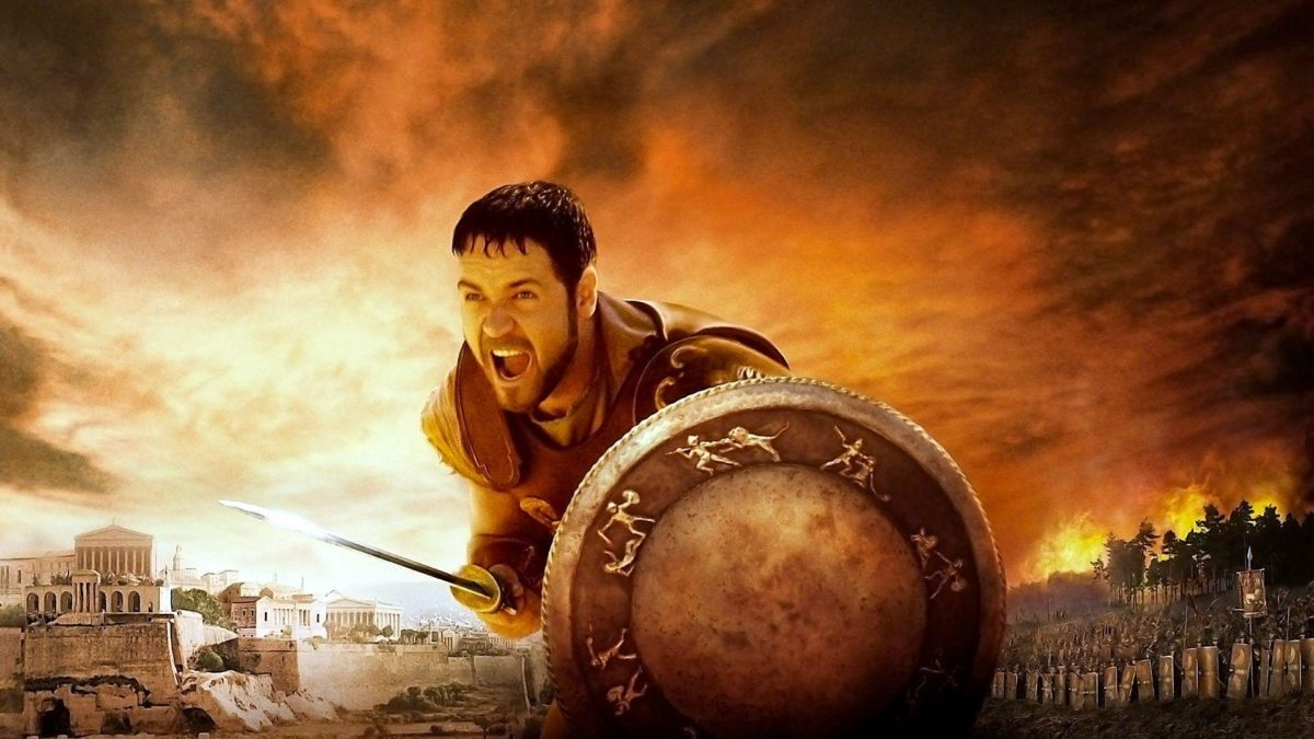 Gladiator Wallpaper Wallpapers High Quality | Download Free