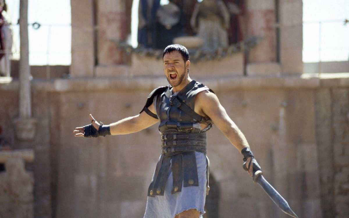 Gladiator Wallpapers Group (78+)