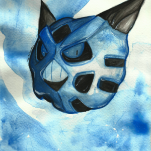 download Glalie! Why so blue? by The-Spikey-Mouth on DeviantArt