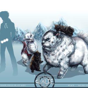 download Glalie -Arvalis Tribute- by KGanArt on DeviantArt