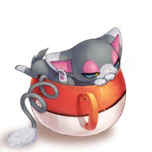 download Tags: Pokémon, Glameow | ℙokéballℳug!ღ | Pinterest