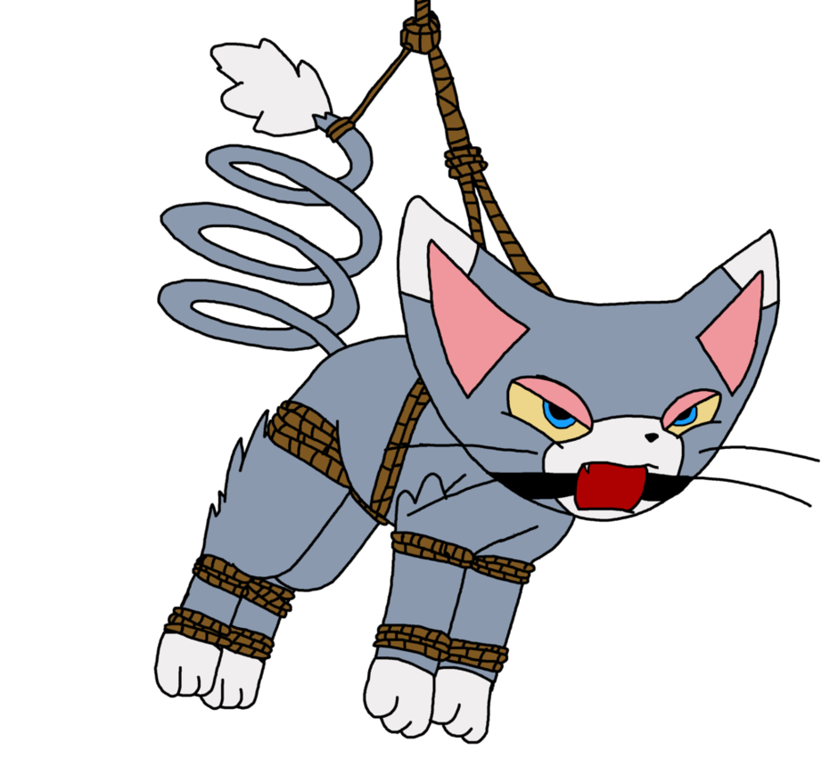 Glameow vector by soupcanz on DeviantArt