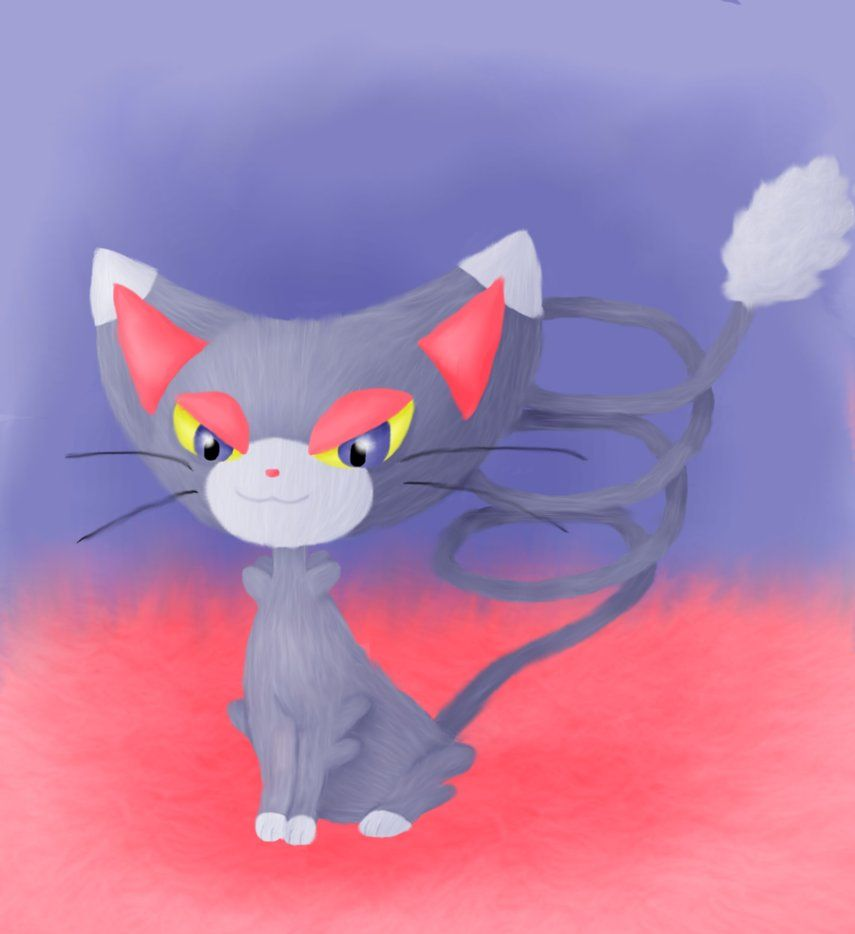 Glameow by Alex800 on DeviantArt