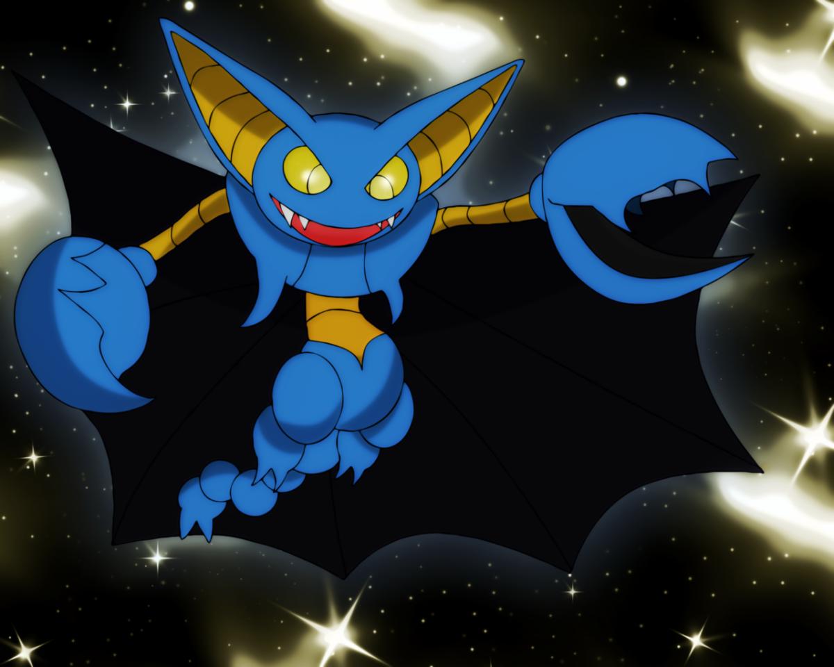 Shiny Gliscor Pokemon Images | Pokemon Images