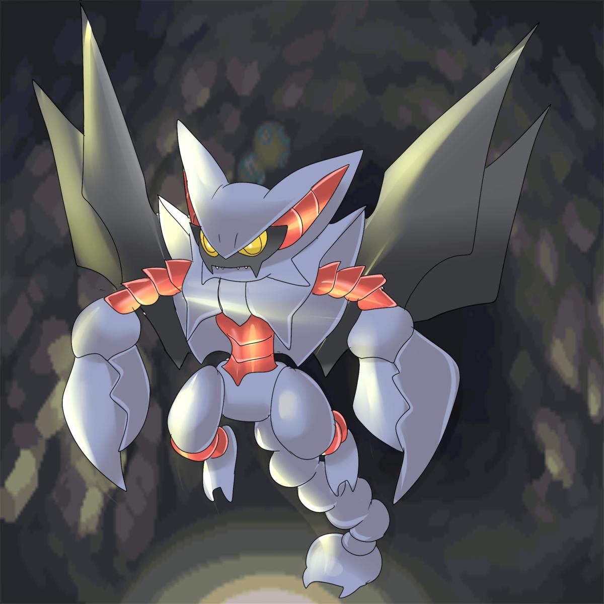 Gliscor Pokemon Anime Battle Art Images | Pokemon Images