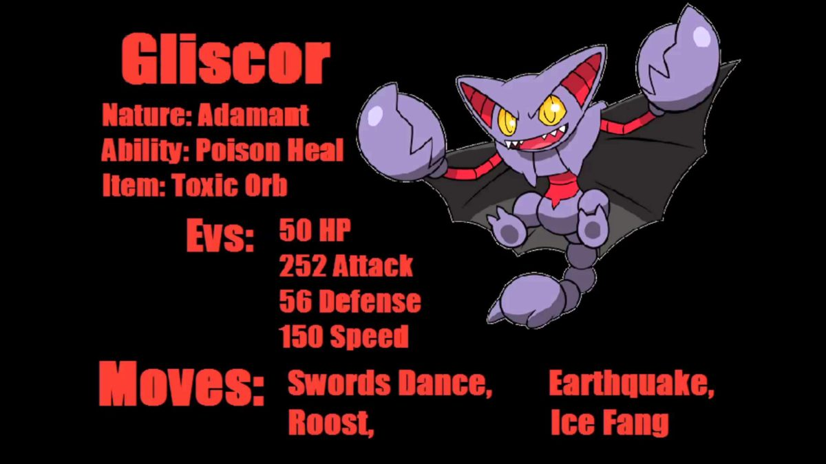 Custom Gliscor Move Set – YouTube