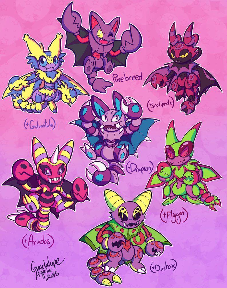 Pokemon Gliscor Images | Pokemon Images