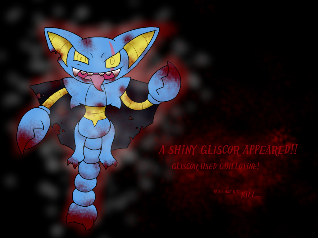 Pokemon Gliscor Wallpaper Images | Pokemon Images