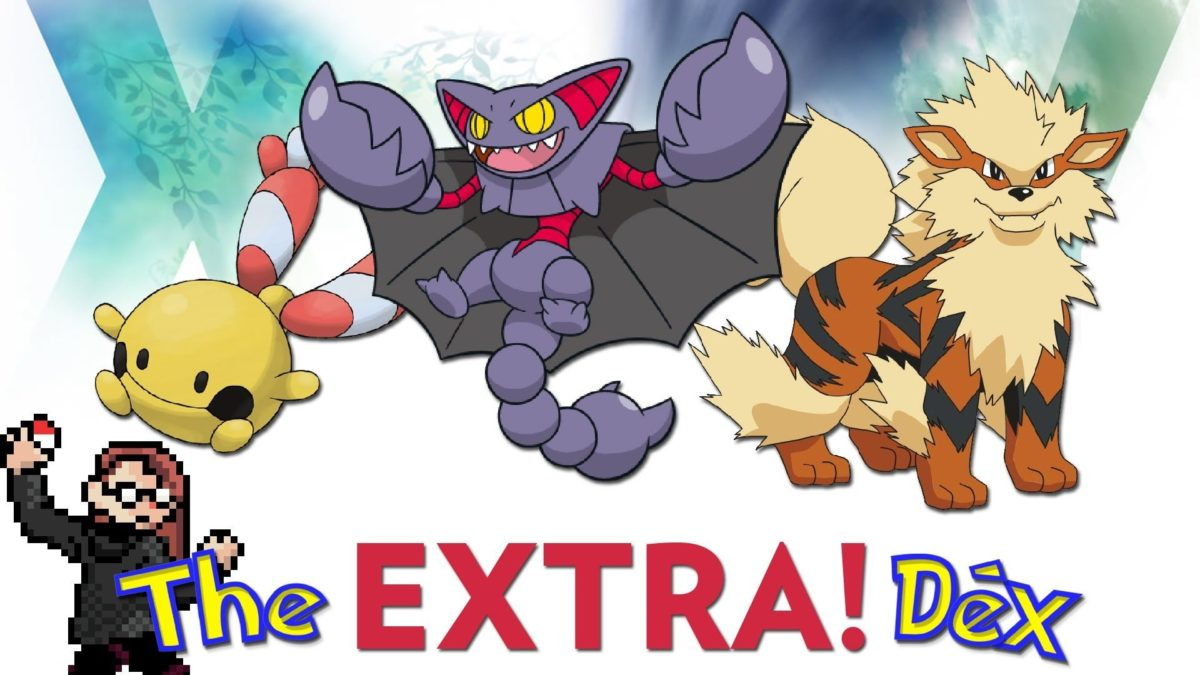 Chingling, Gliscor, Arcanine! The ExtraDex #7 – YouTube