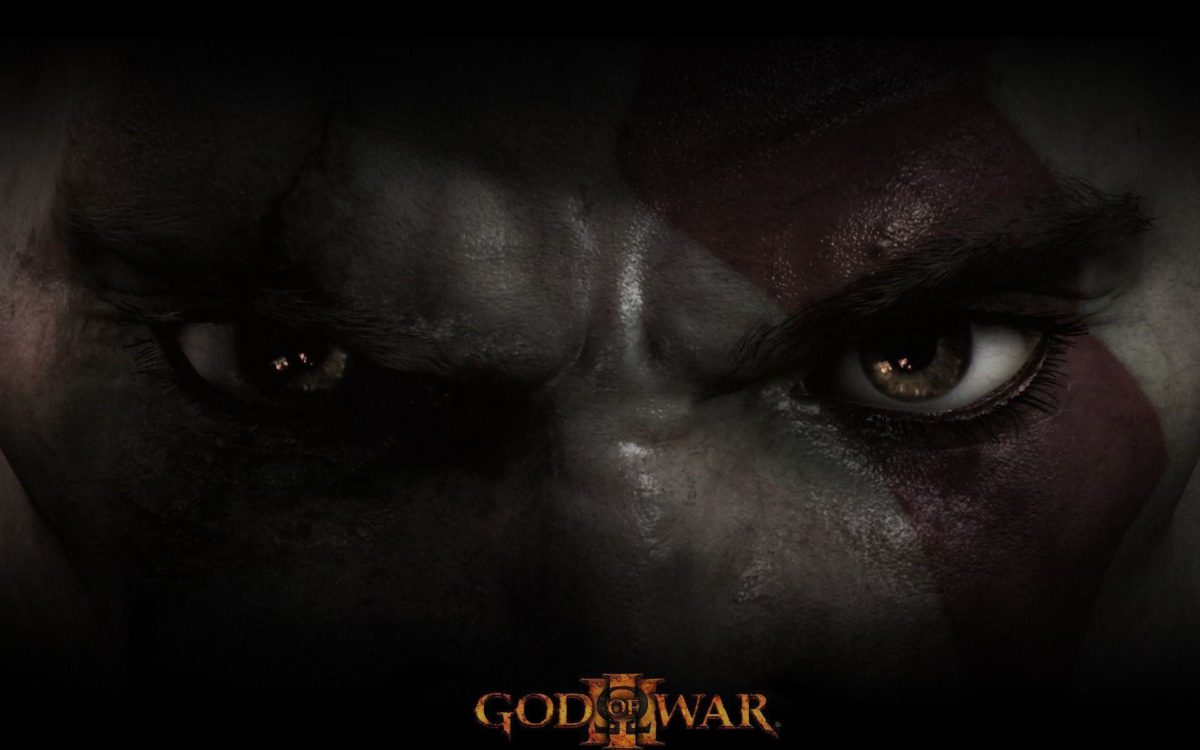 Wallpapers For > God Of War Chains Of Olympus Wallpaper