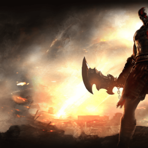 download 54 God Of War HD Wallpapers | Backgrounds – Wallpaper Abyss