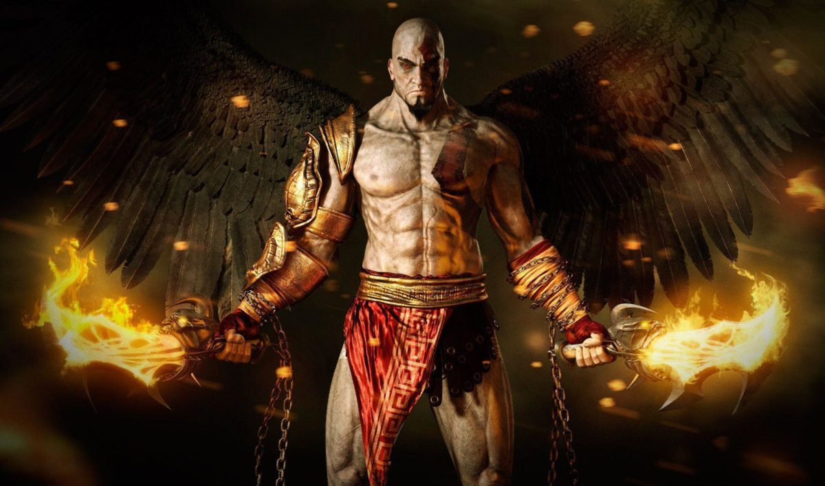 54 God Of War HD Wallpapers | Backgrounds – Wallpaper Abyss