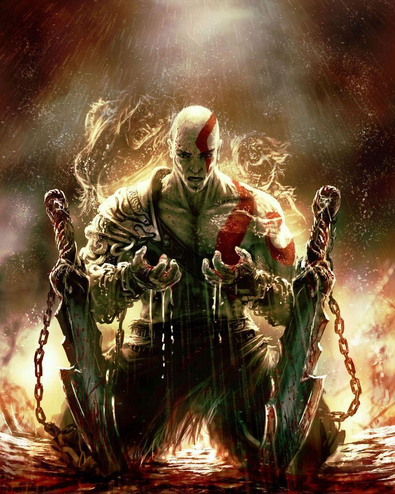God of War 4 HD Images Wallpapers [729] – HD Wallpaper Backgrounds