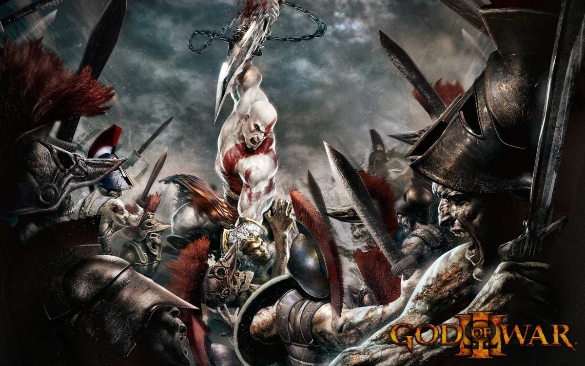 Latest God of War 3 Wallpapers | HD Wallpapers