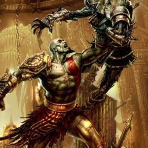 download god of war wallpaper