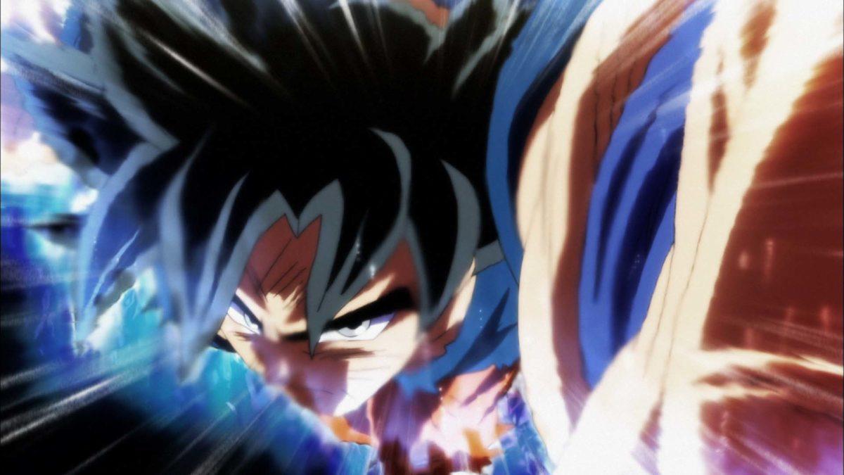 Goku Ultra Instinct 2   PS4Wallpapers.com