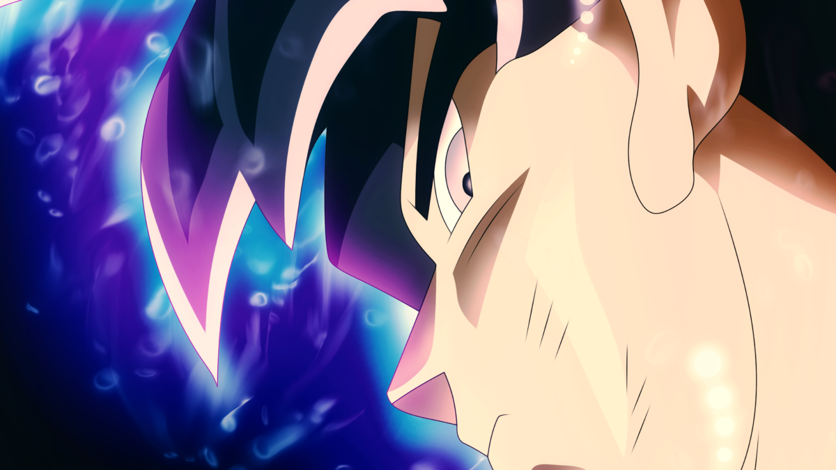 Ultra Instinct Goku 4k Ultra HD Wallpaper and Background …