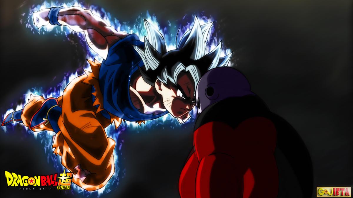 Dragon-Ball-Super Goku-Ultra-Instinct-vs-Jiren by RonnieGFX on …