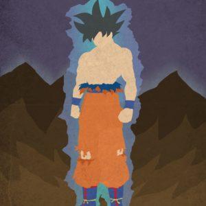 download Ultra Instinct Goku Minimal Mobile Wallpaper – Imgur