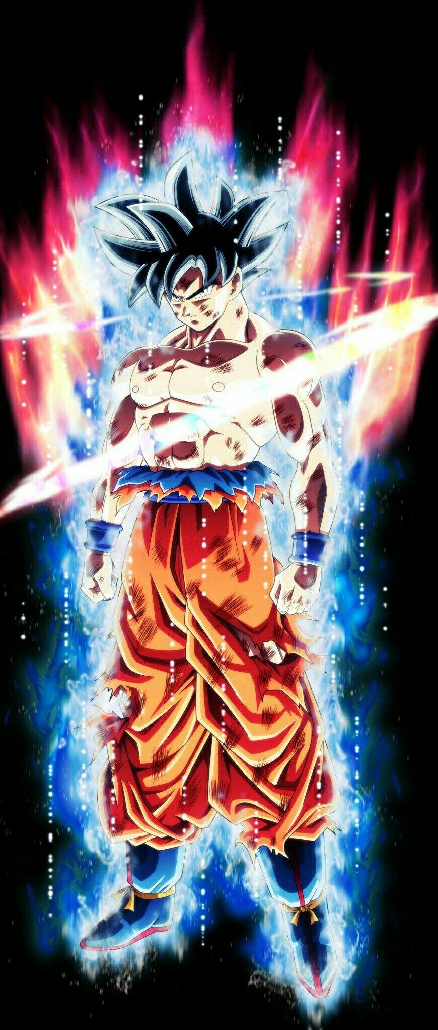 Goku – Ultra Instinto – Torneo del Poder – DRAGÓN BALL SUPER …