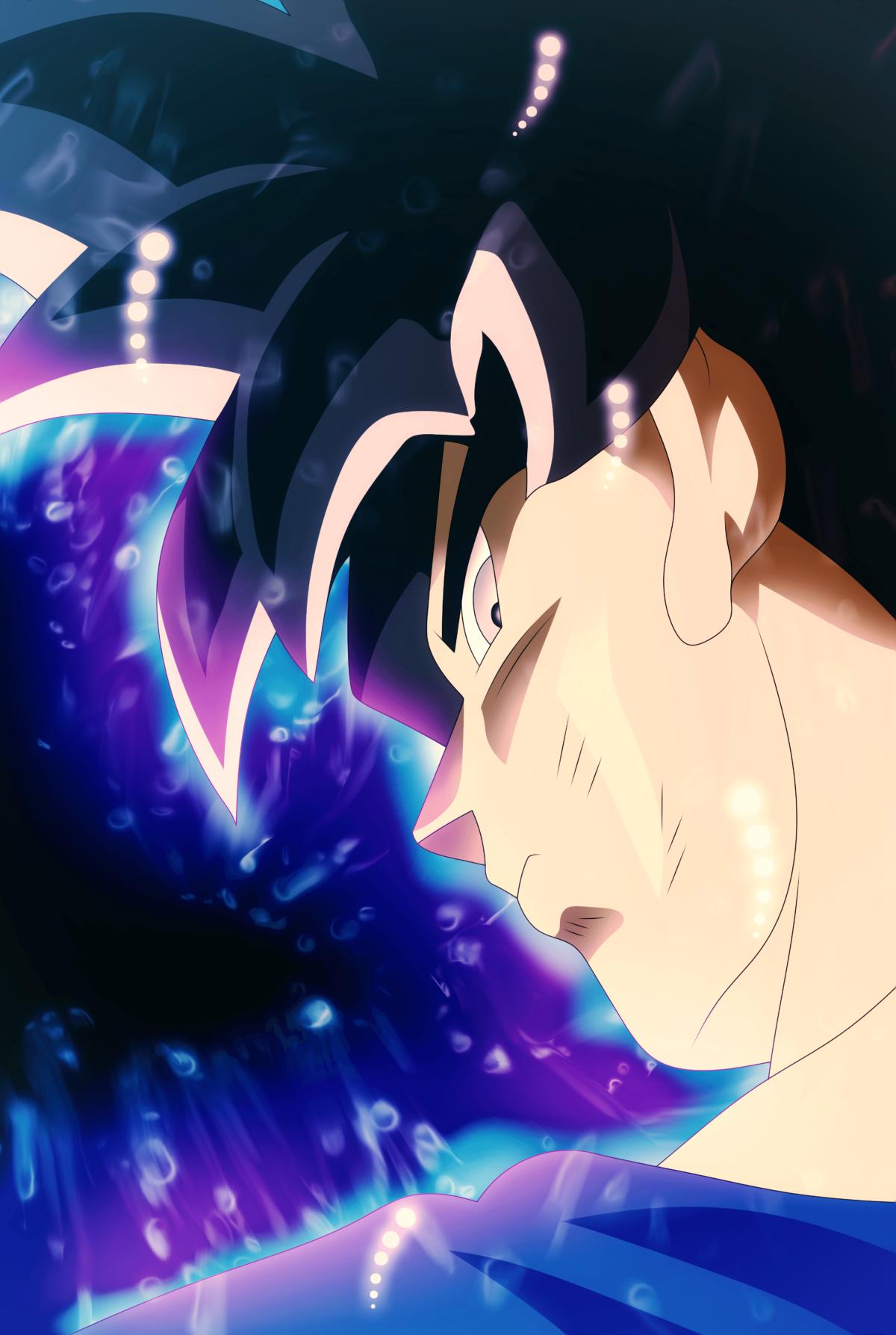 Ultra Instinct Goku Art – ID: 110195 – Art Abyss