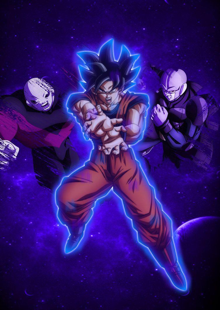 Goku Ultra Instinct by blackflim on DeviantArt