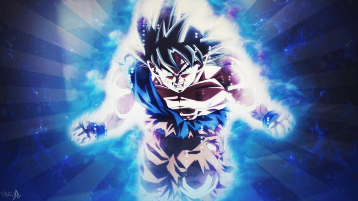 Goku Ultra Instinct Wallpaper   Blog  