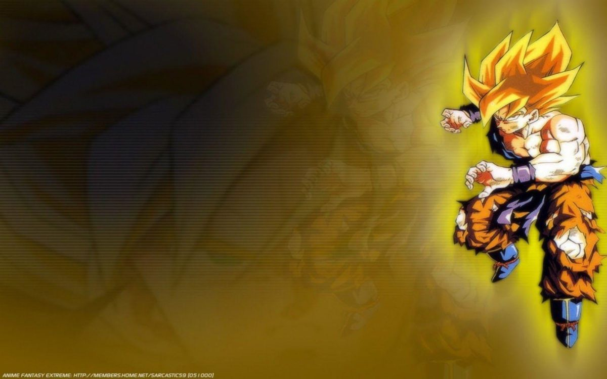 Goku Wallpaper – Viewing Gallery