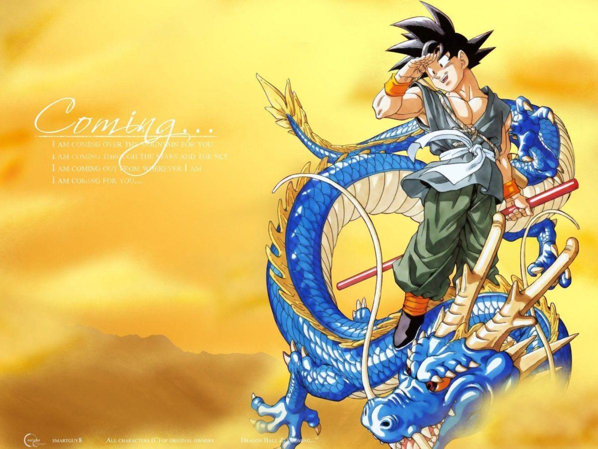 wallpapers de goku en hd – Taringa!