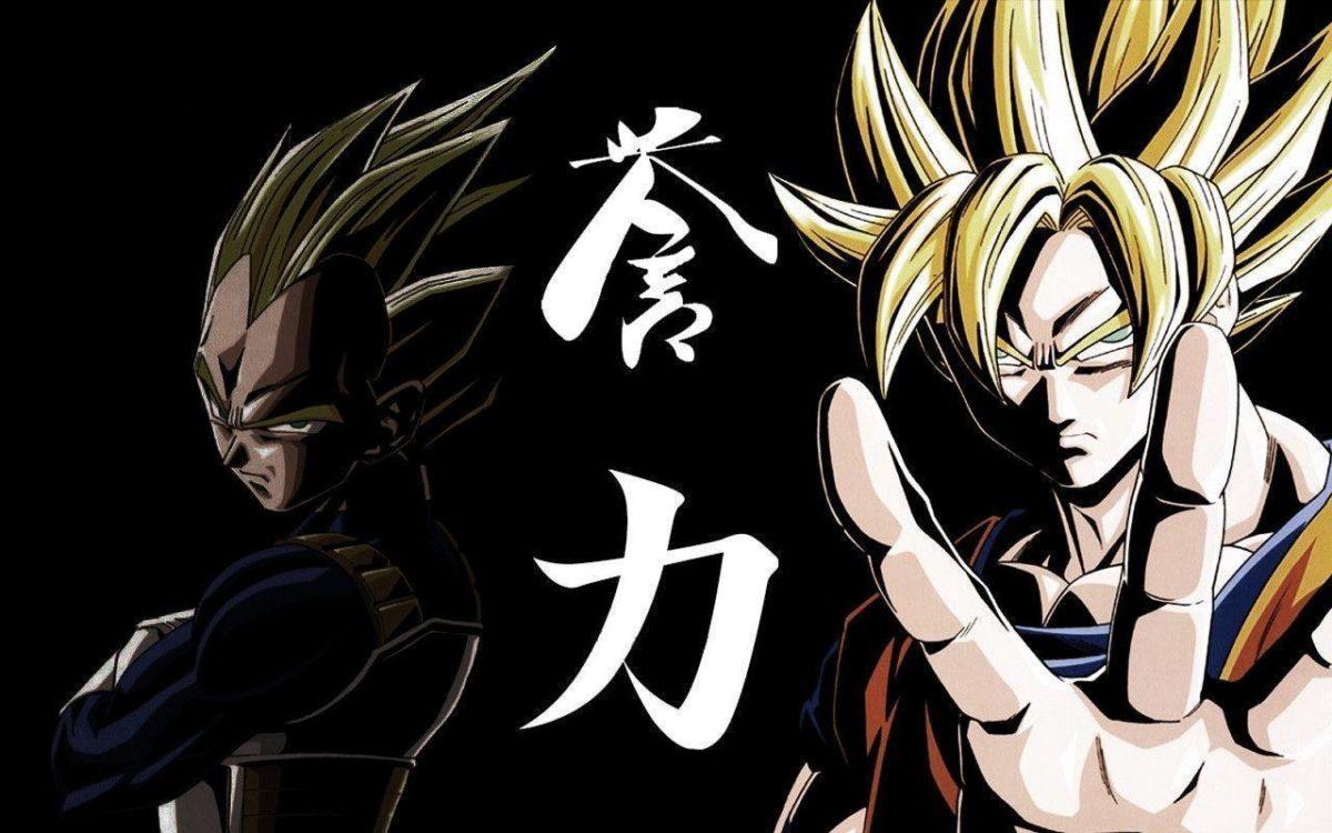 DBZ Warriors – Widescreen Dragon ball Z Wallpapers of Goku, Vegeta …