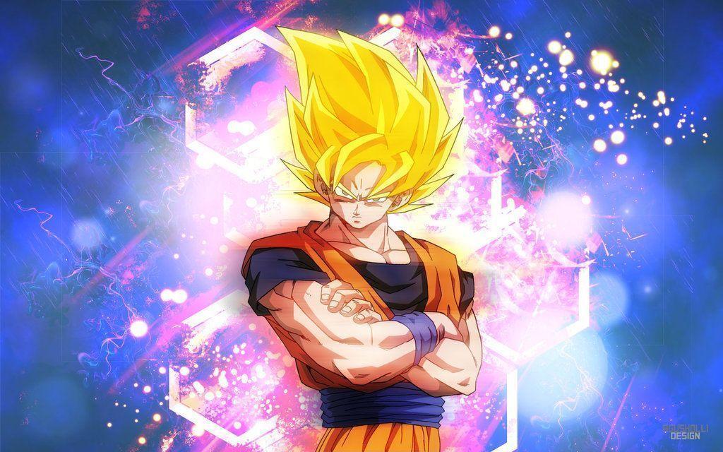 Goku Facebook Cover by AgusholliD on DeviantArt